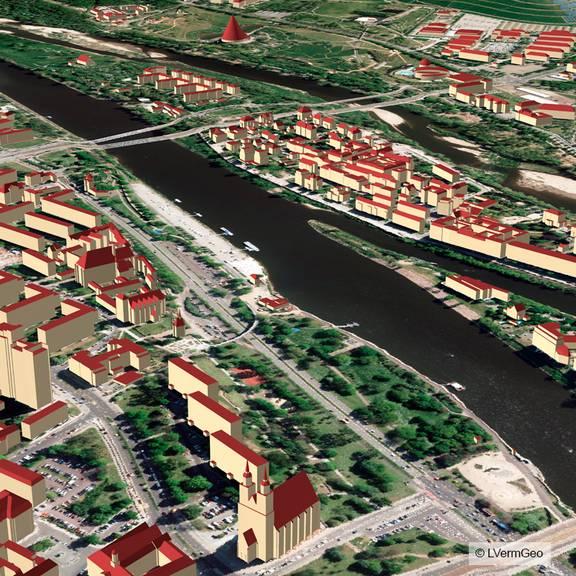 LoD2 Magdeburg